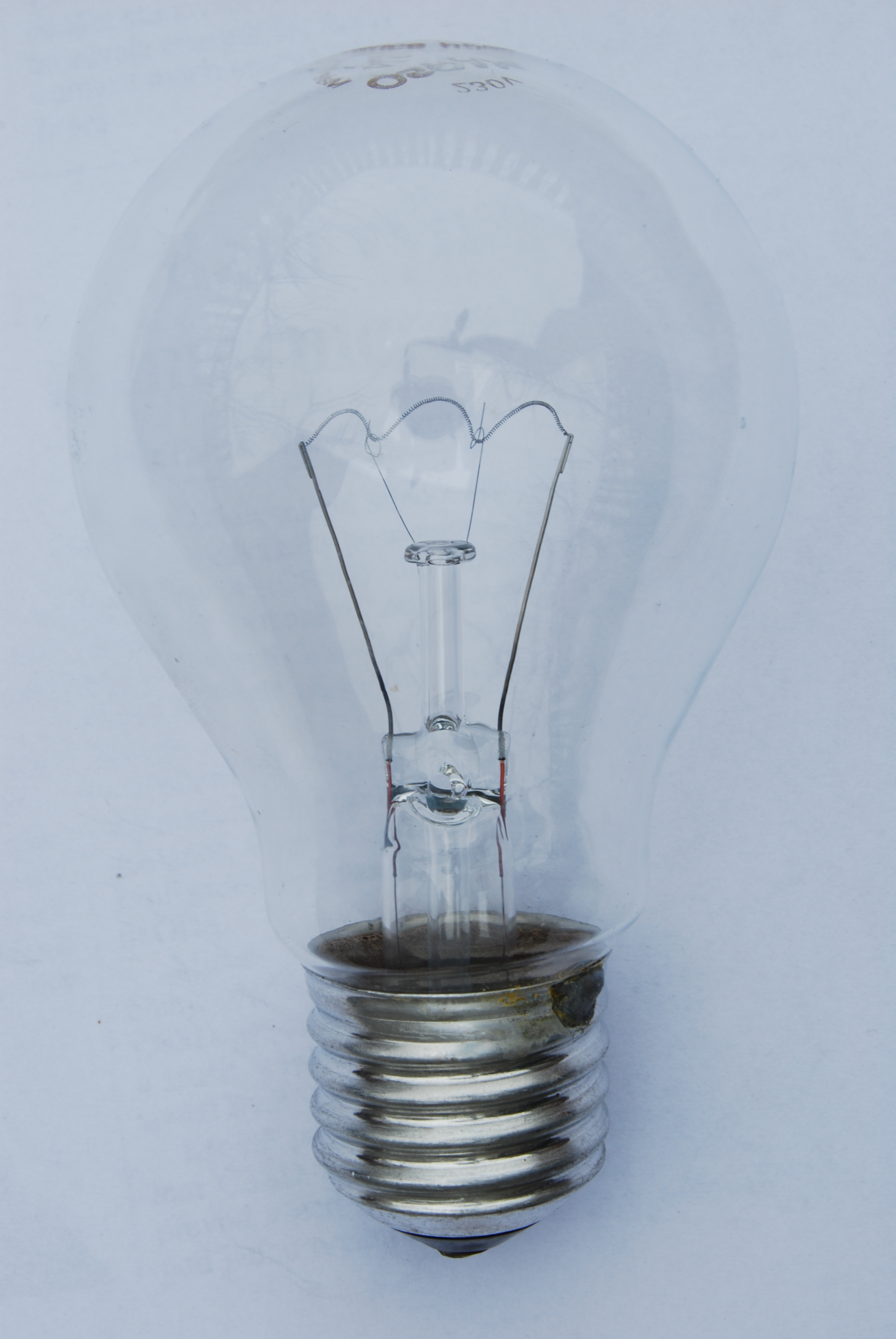 Electric Bulb Holder Types File Electric Bulb From Osram 40 W Jpg Wikimedia Commons