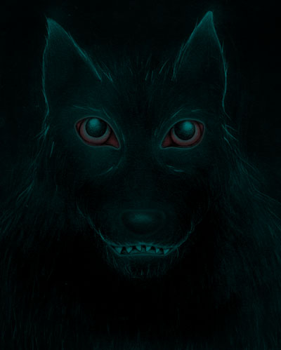 Black Shuck - Wikipedia