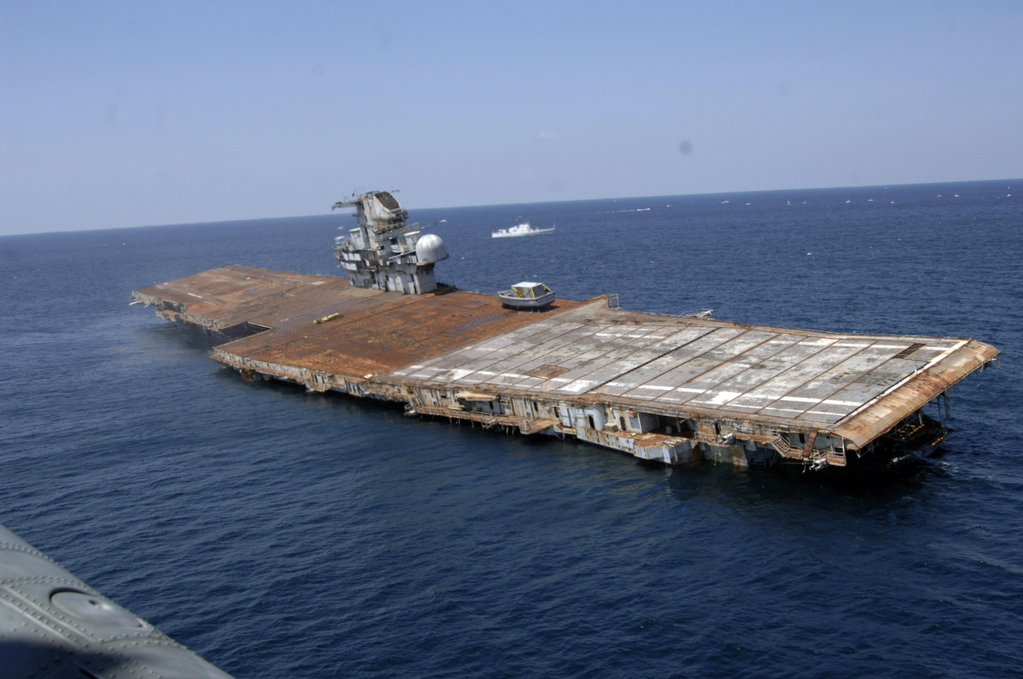 Fileus Navy 060517 N 7992k 009 The Ex Oriskany A
