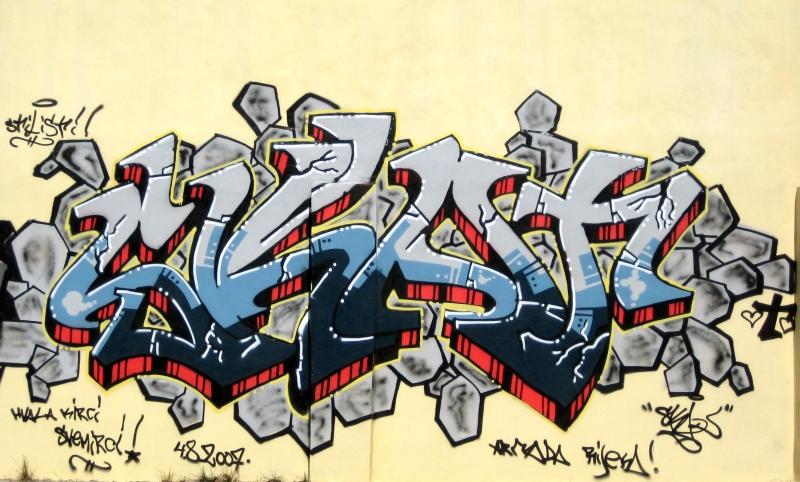 Wallpaper Graffiti Keren 3d File Grafiti Ck 0308 1 Jpg Wikimedia Commons