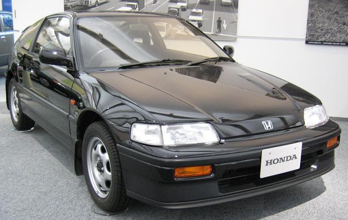 Honda CR-X - Wikipedia