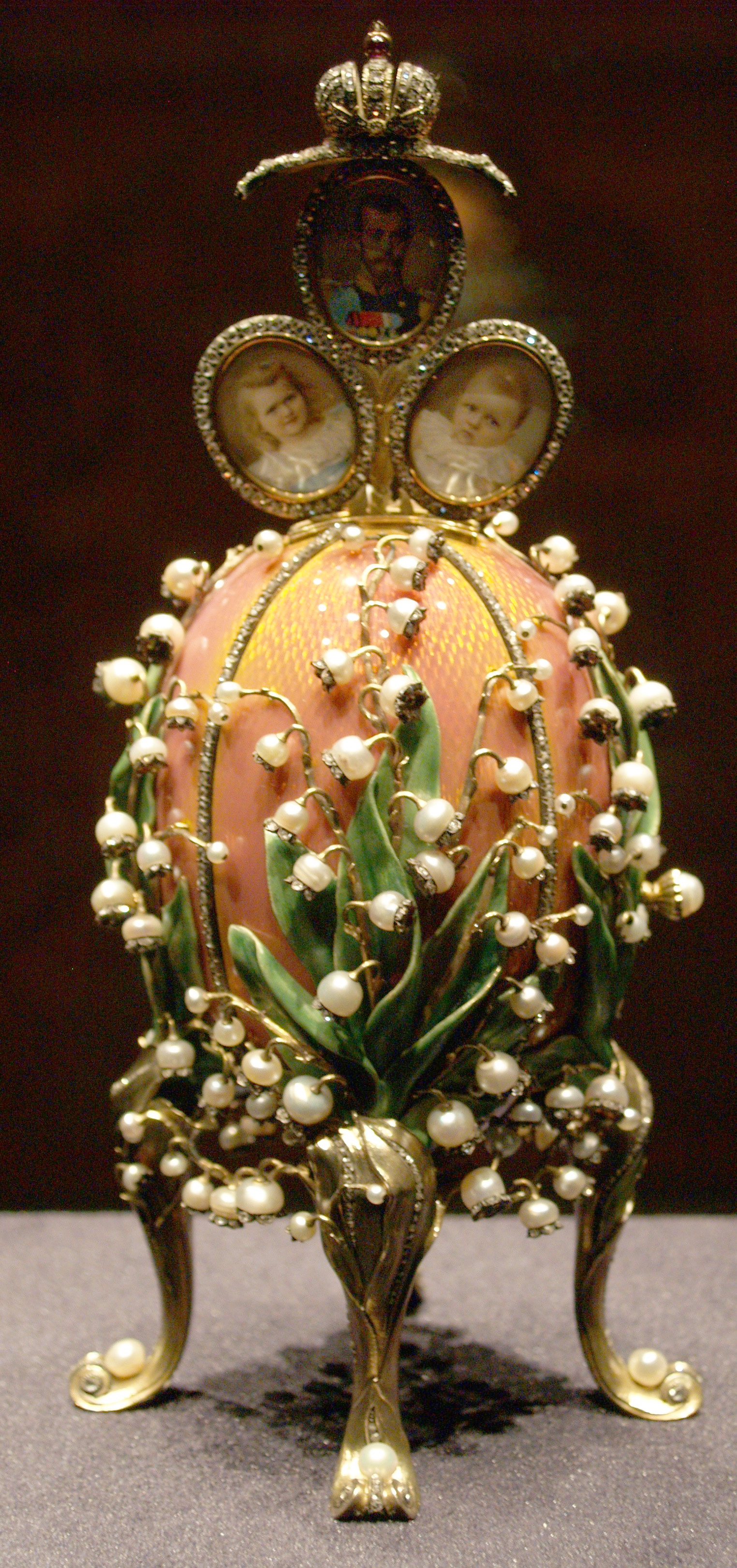 Art Nouveau Wikipedia Lilies Of The Valley Fabergé Egg Wikipedia