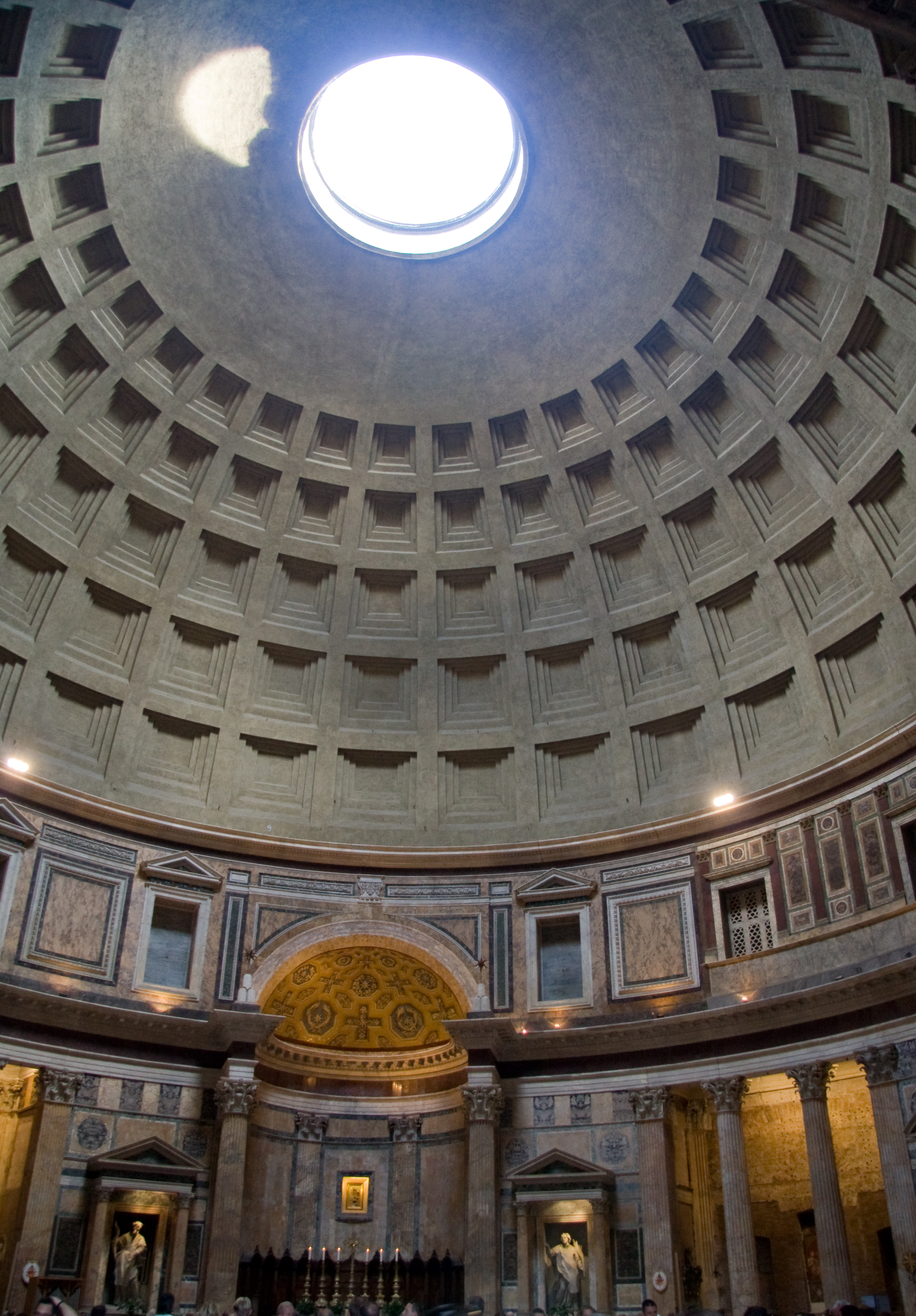 Camera Exterieur Maison Droit File:pantheon Panorama, Rome - 6.jpg - Wikimedia Commons