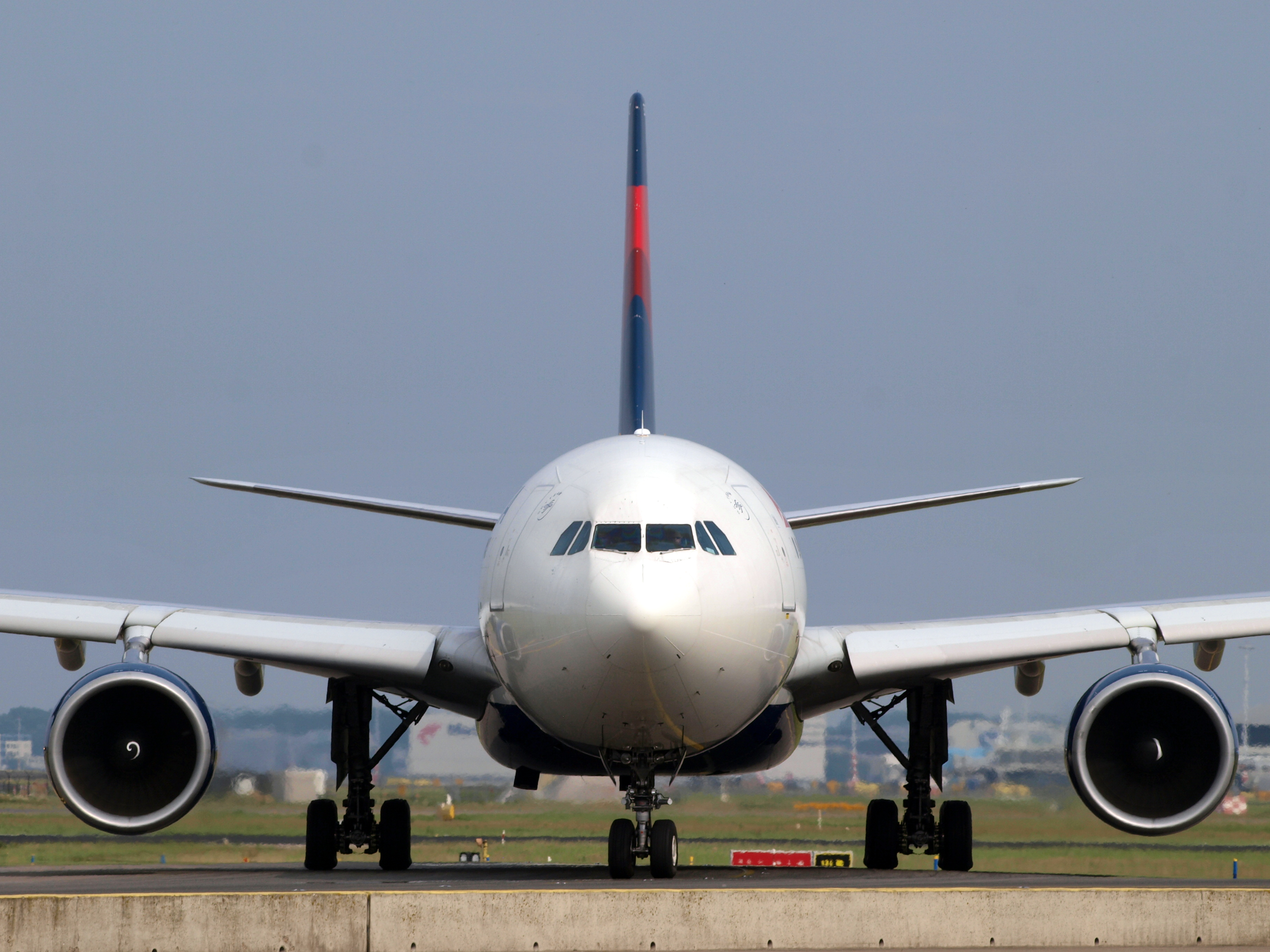 Airbus Iphone Wallpaper File N812nw Delta Air Lines Airbus A330 323x Cn 784