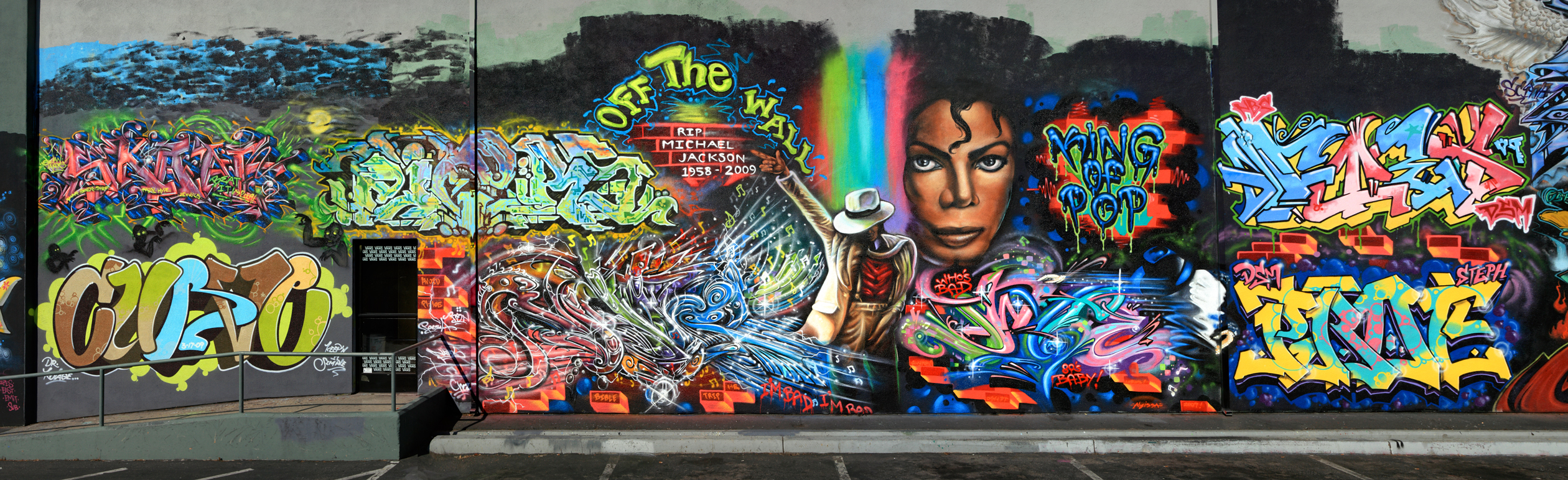 King Jackson File Rest In Peace Michael Jackson King Of Pop Jpg Wikimedia