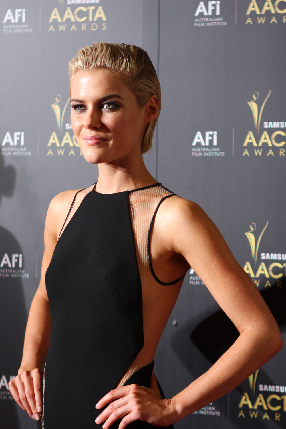Black And Gold Wallpaper File Rachael Taylor 6795402795 Jpg Wikimedia Commons