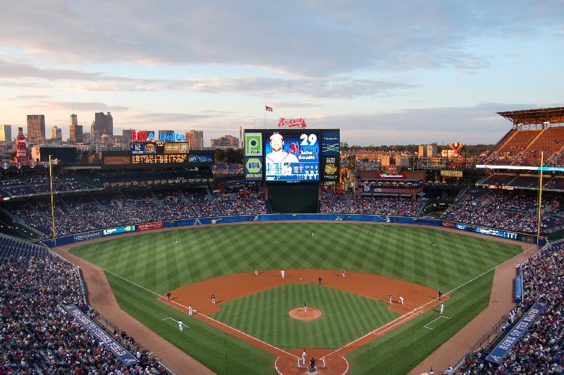 30 Stadiums, 30 Days - Turner Field - IdealSeat