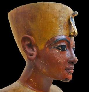 Buste de Toutânkhamon (musée du Caire Egypte) (1815597310)