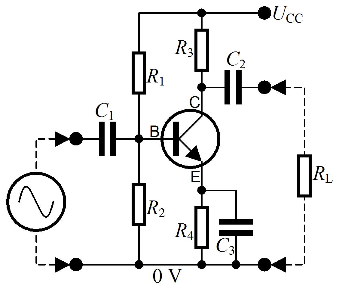 commonemitter amplifier