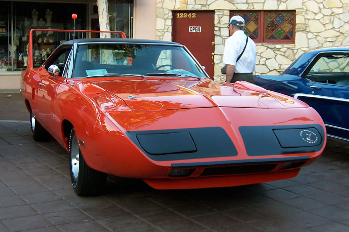 Plymouth Superbird - Wikipedia