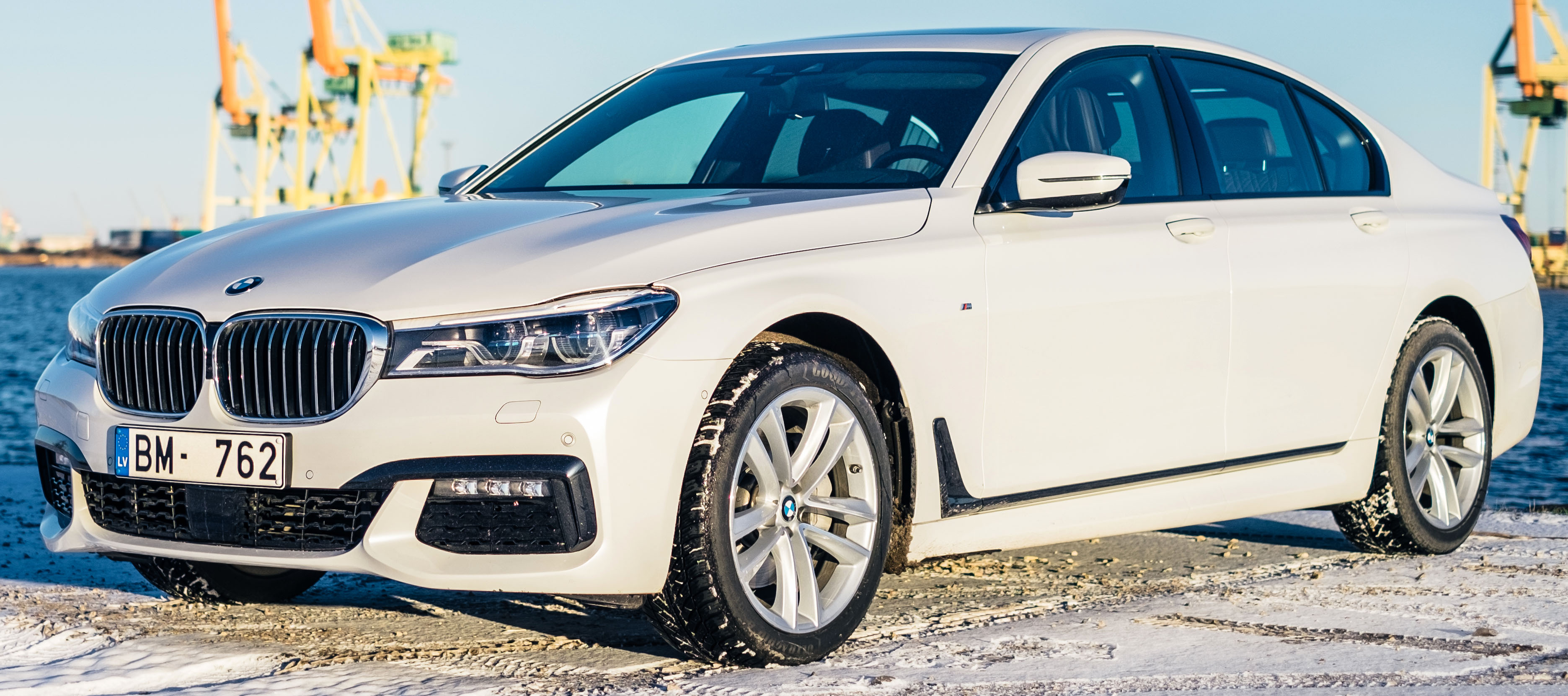 7 Serie File 2016 Bmw 7 Series G11 Sedan Front View Jpg Wikimedia Commons