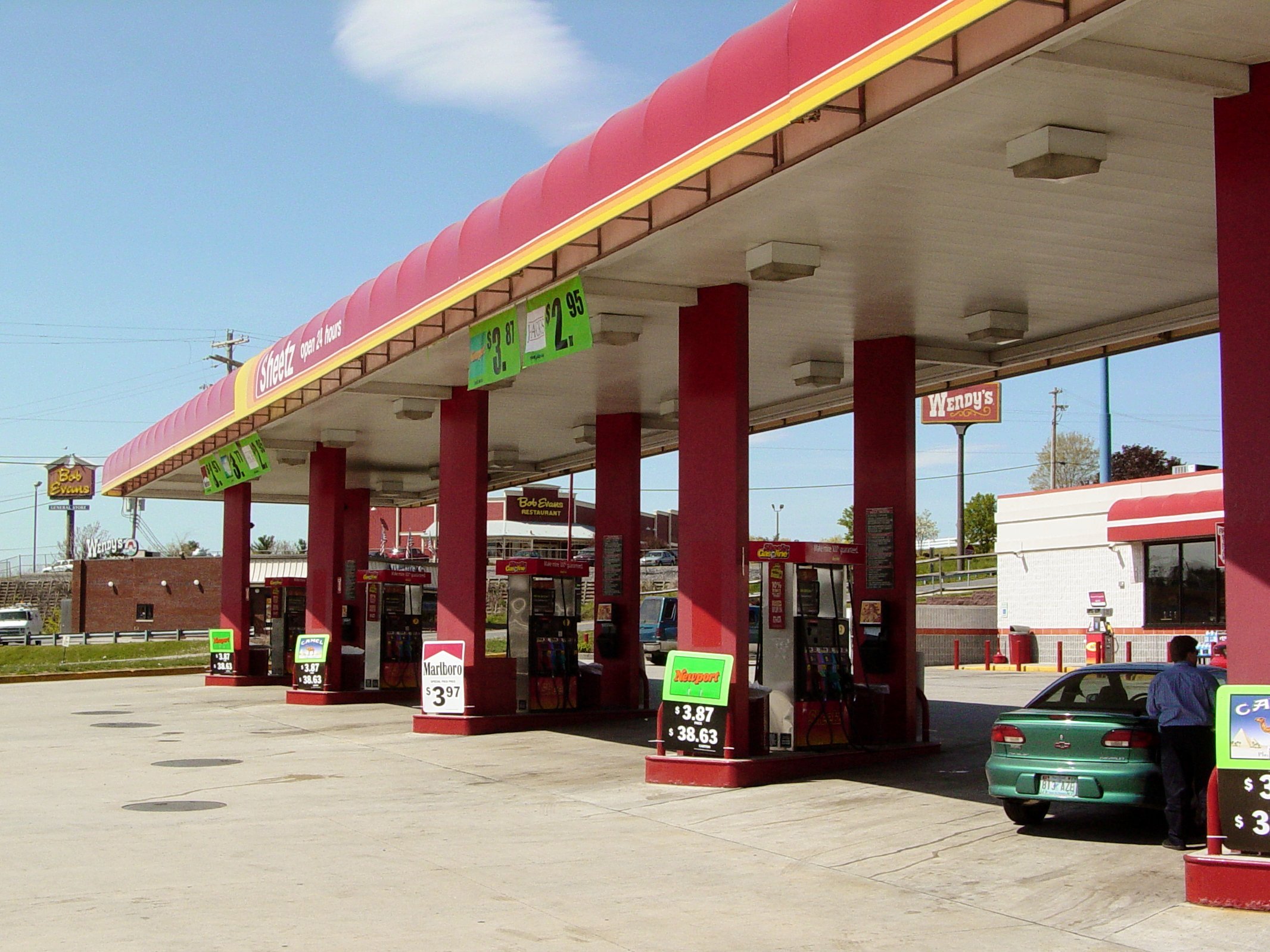 Gasoline Stations Sheetz Wiki Everipedia