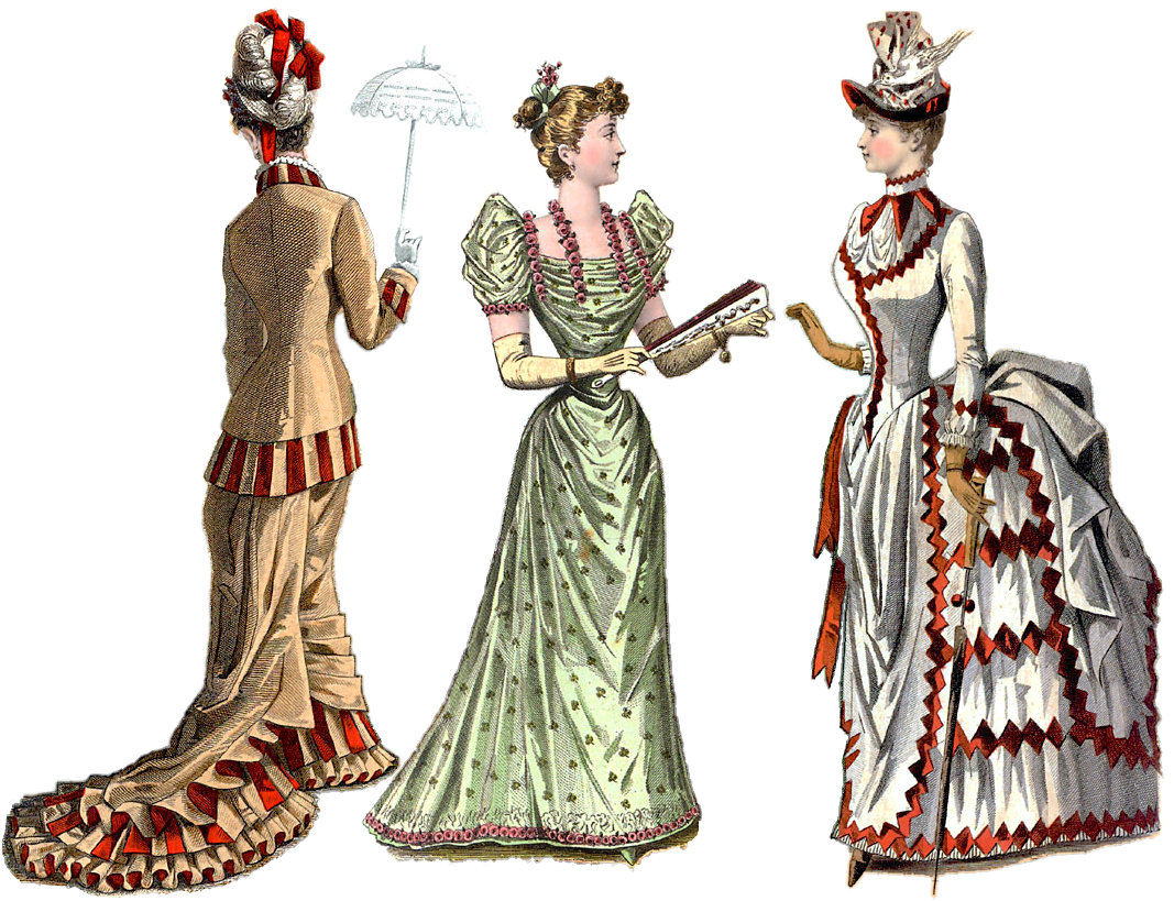 Victorian Era Women S Fashion