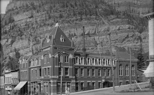 Beaumont Hotel Ouray,CO