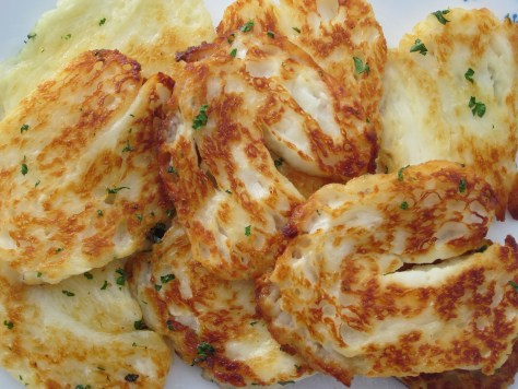 Grilled Halloumi cheese- Cyprus
