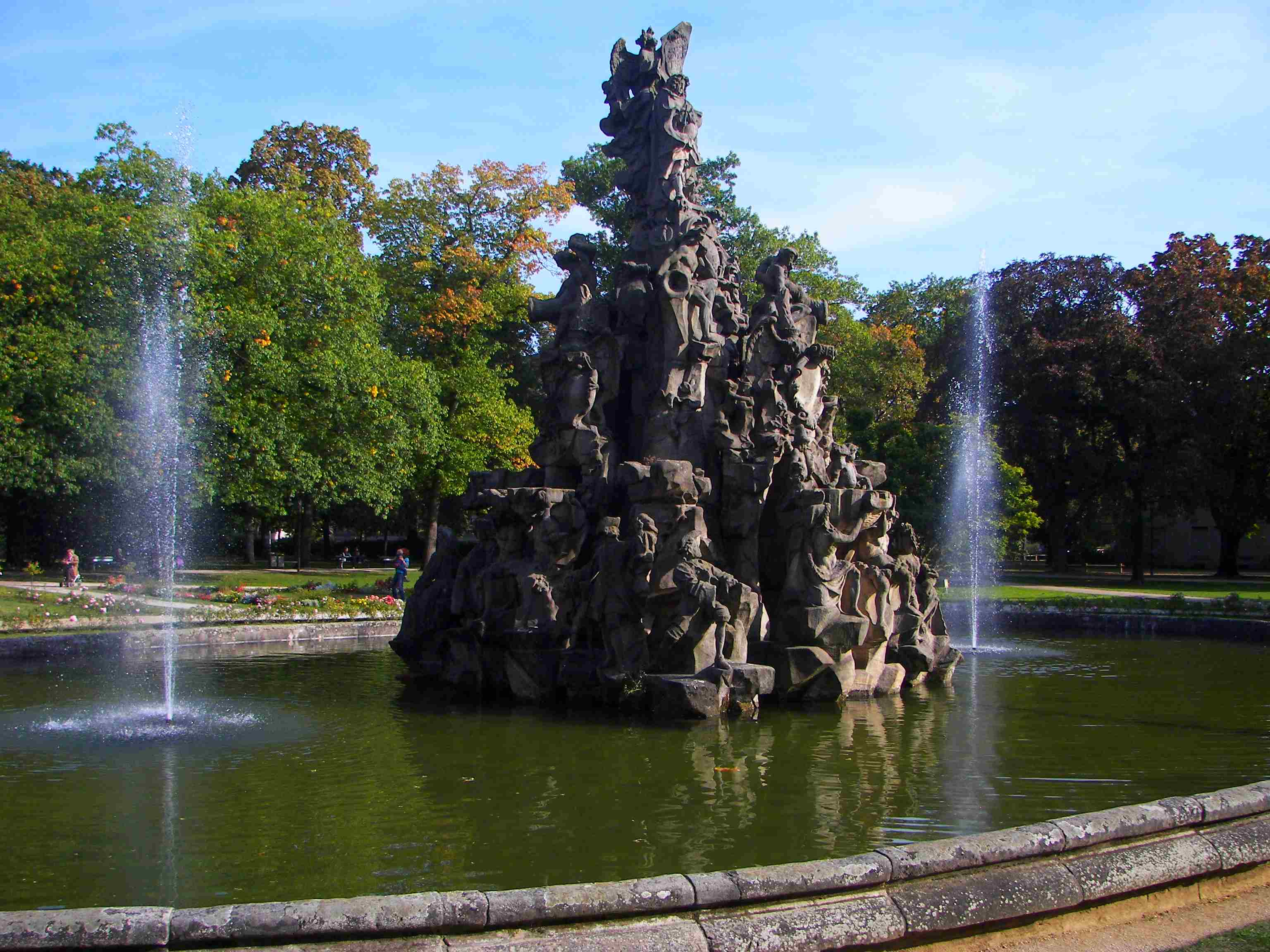 Erlangen Travel Guide At Wikivoyage Erlangen Sightseeing