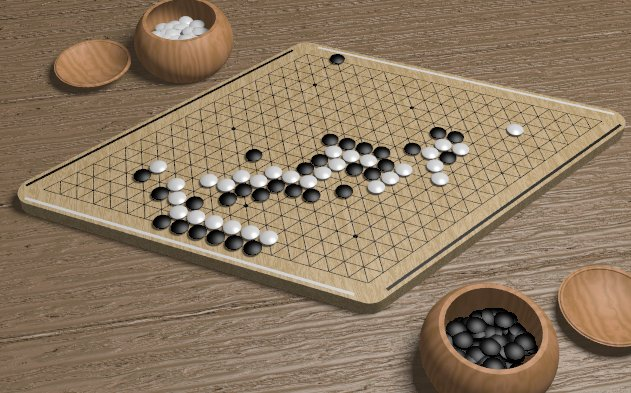 Hex Board Game