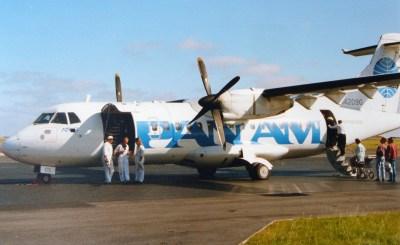 Pan AM Express