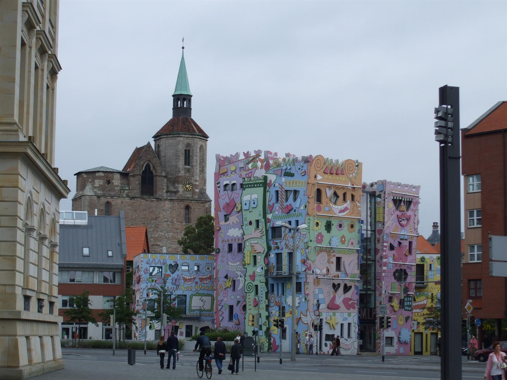 Berlin Braunschweig Colourfulworld Foreign Language Experiences And Life In