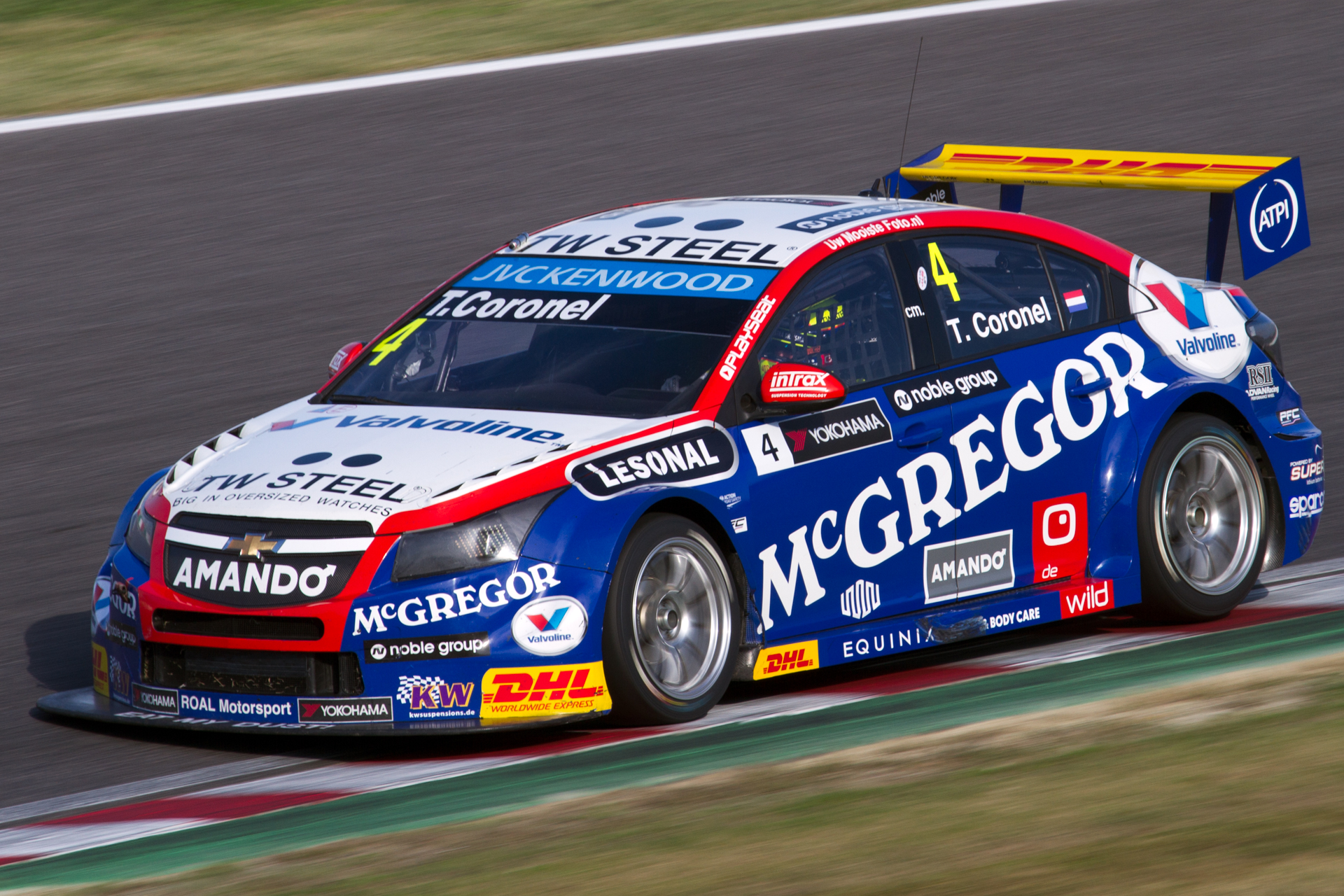Tom Coronel File Tom Coronel 2014 Wtcc Race Of Japan Race 1 Jpg Wikimedia