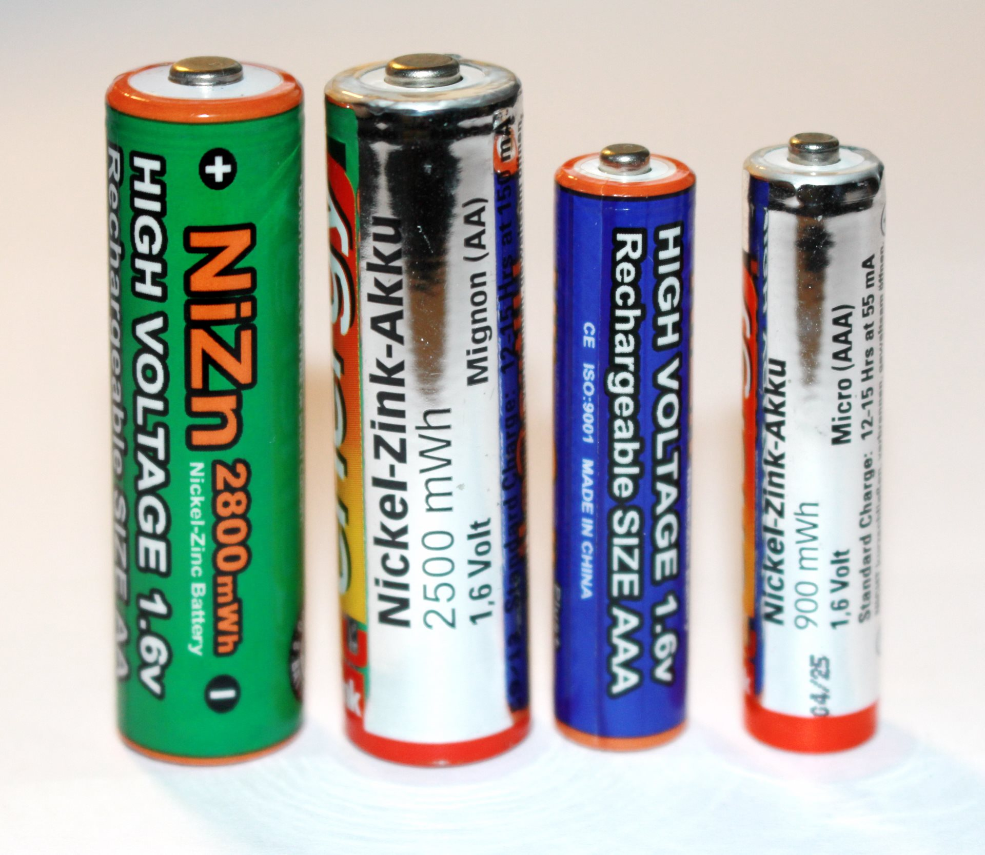 1 5 Volt Batterie Nickel Zink Akkumulator Wikipedia