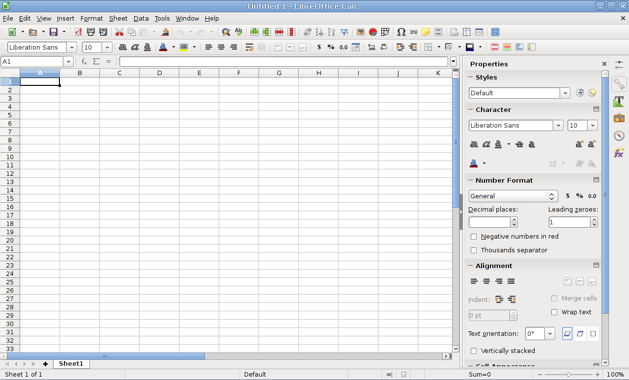 Libre Office Libreoffice Calc Wikipedia