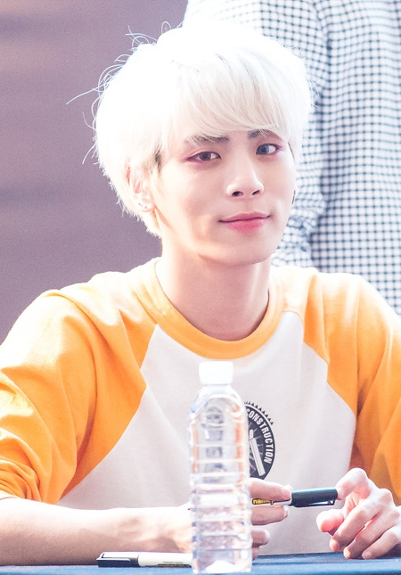 Cute Wallpaper For Summer File Jonghyun At A Fansign At Ifc Mall In Yeouido May