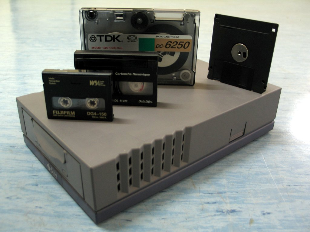 Tape Drive Wikipedia