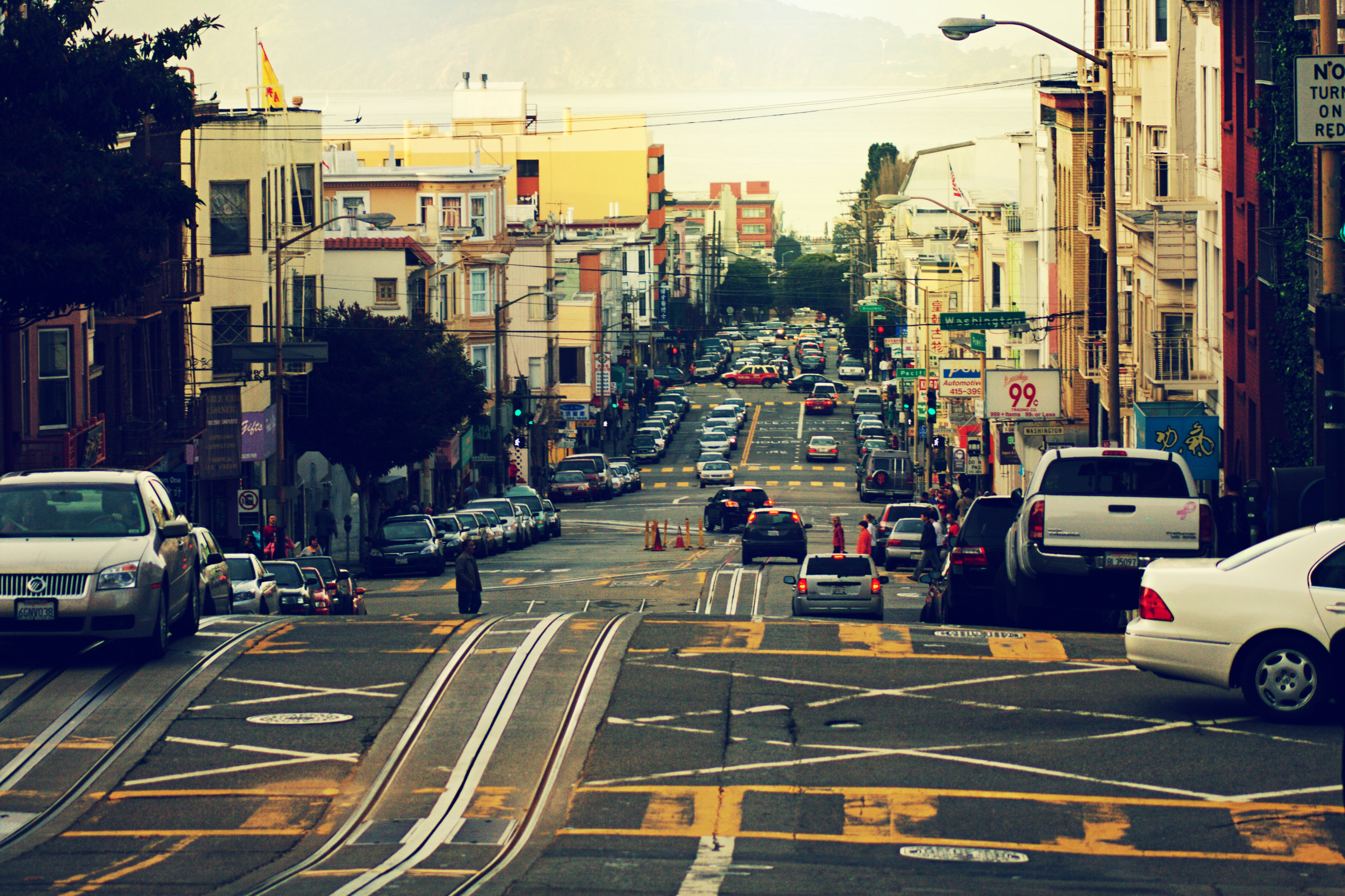 Hd Car Pictures For Wallpaper File Powell Street San Francisco Jpg Wikimedia Commons