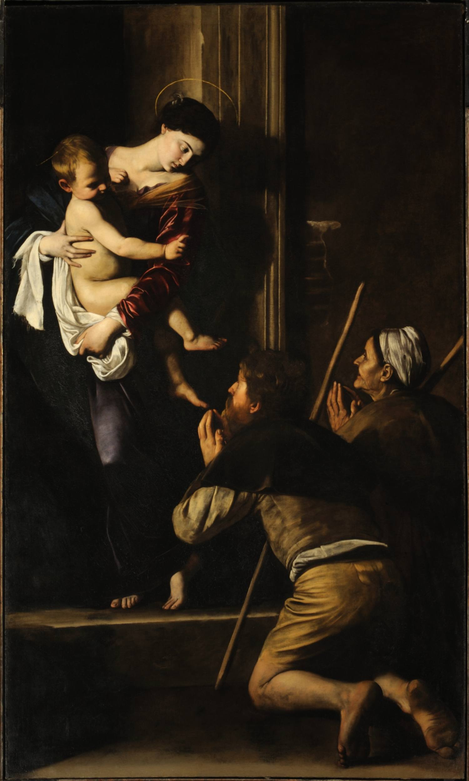 Pinturas De Caravaggio Poverty Lines Where Are The Poor In Art Today Art And