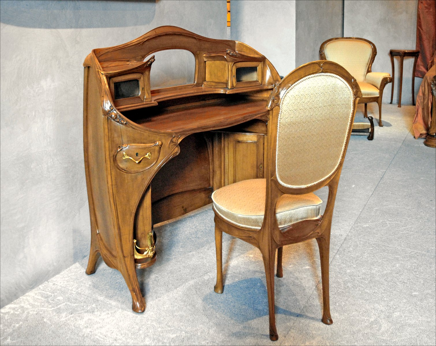 Arte Nuevo Meaning Art Nouveau Furniture Wikipedia
