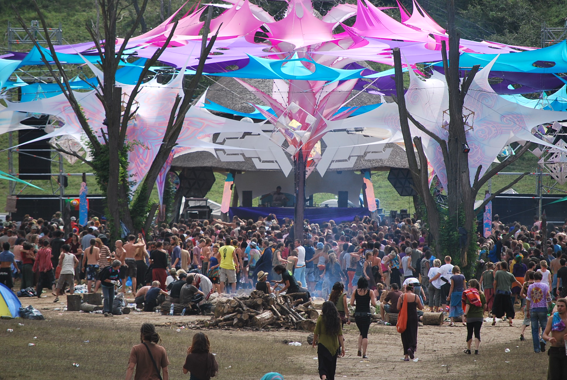 Ozora Festival The Nations In The World That Consume The Most Alcohol 26
