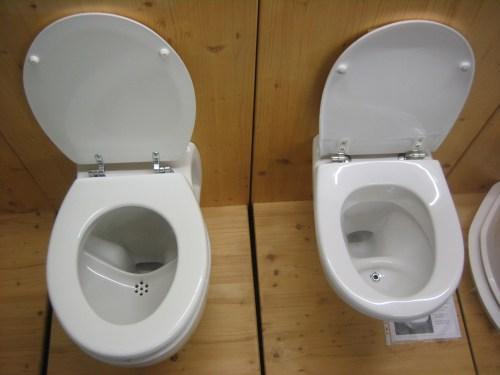 Medium Of Power Flush Toilet