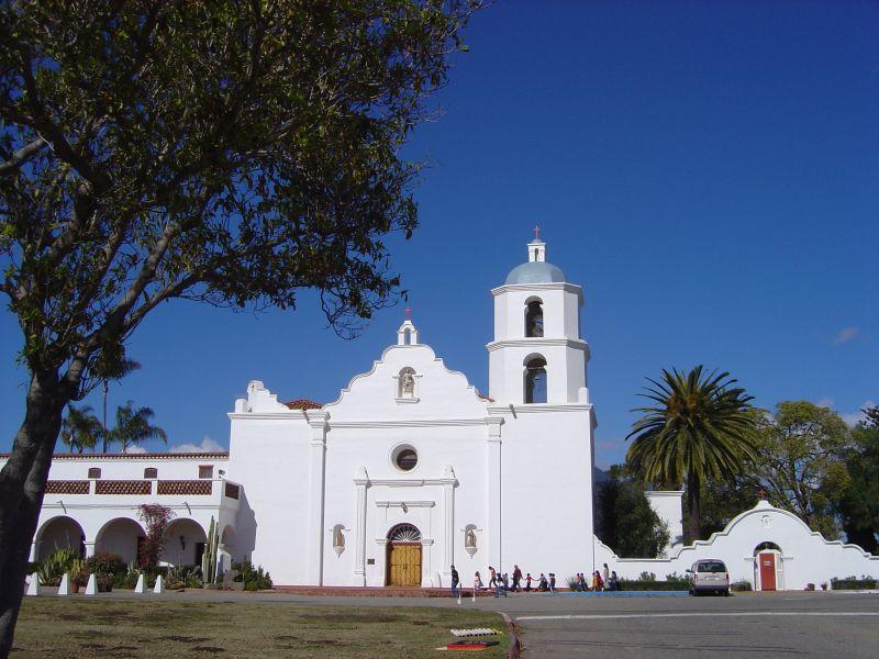 Mission San Luis Rey de Francia \u2014 Wikipédia