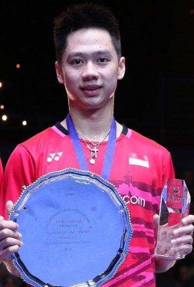 Kevin Sanjaya Sukamuljo - Wikidata
