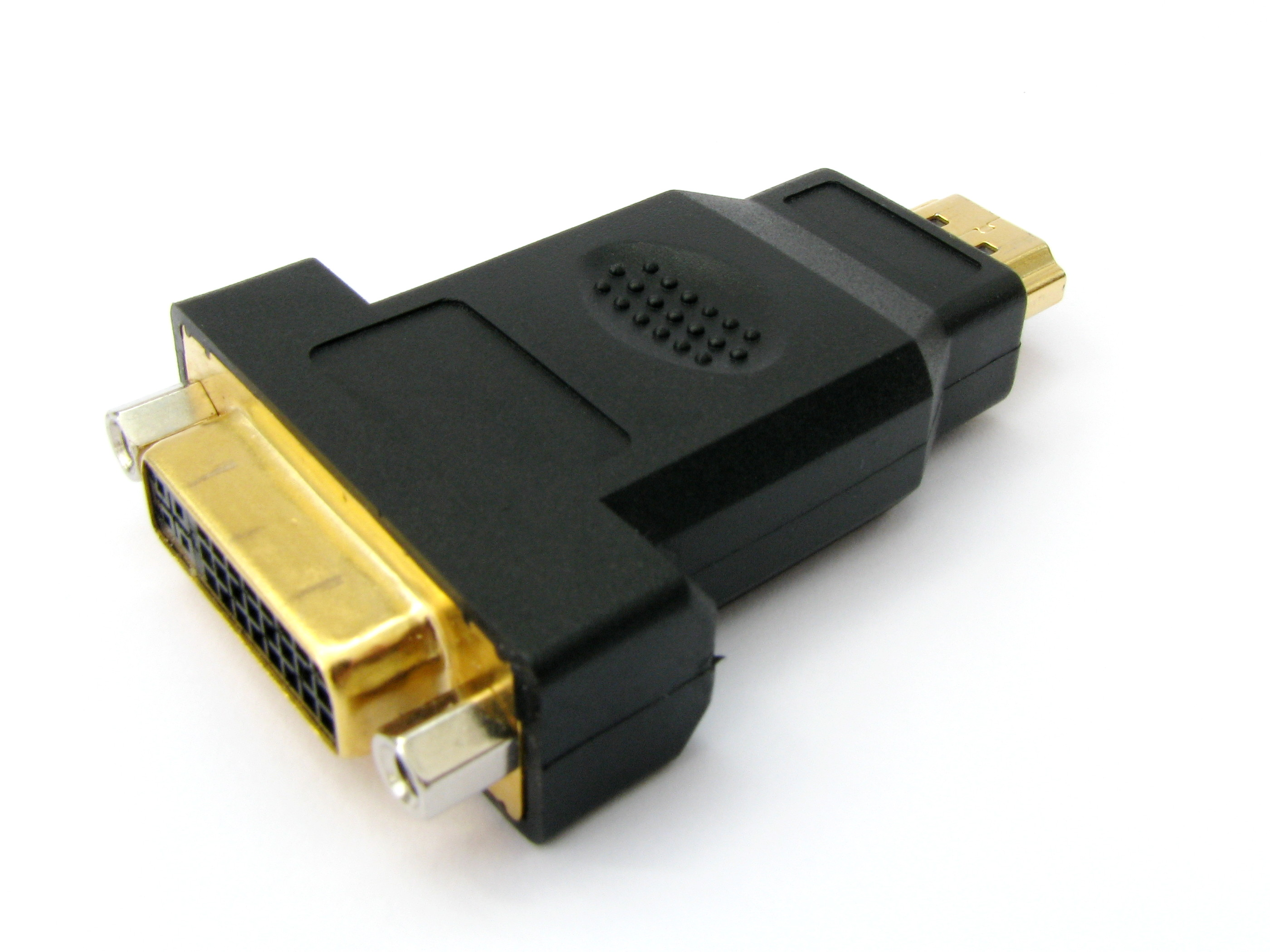 Micro Usb Kabel Unterschiede File Dvi Hdmi Adapter Jpg Wikipedia