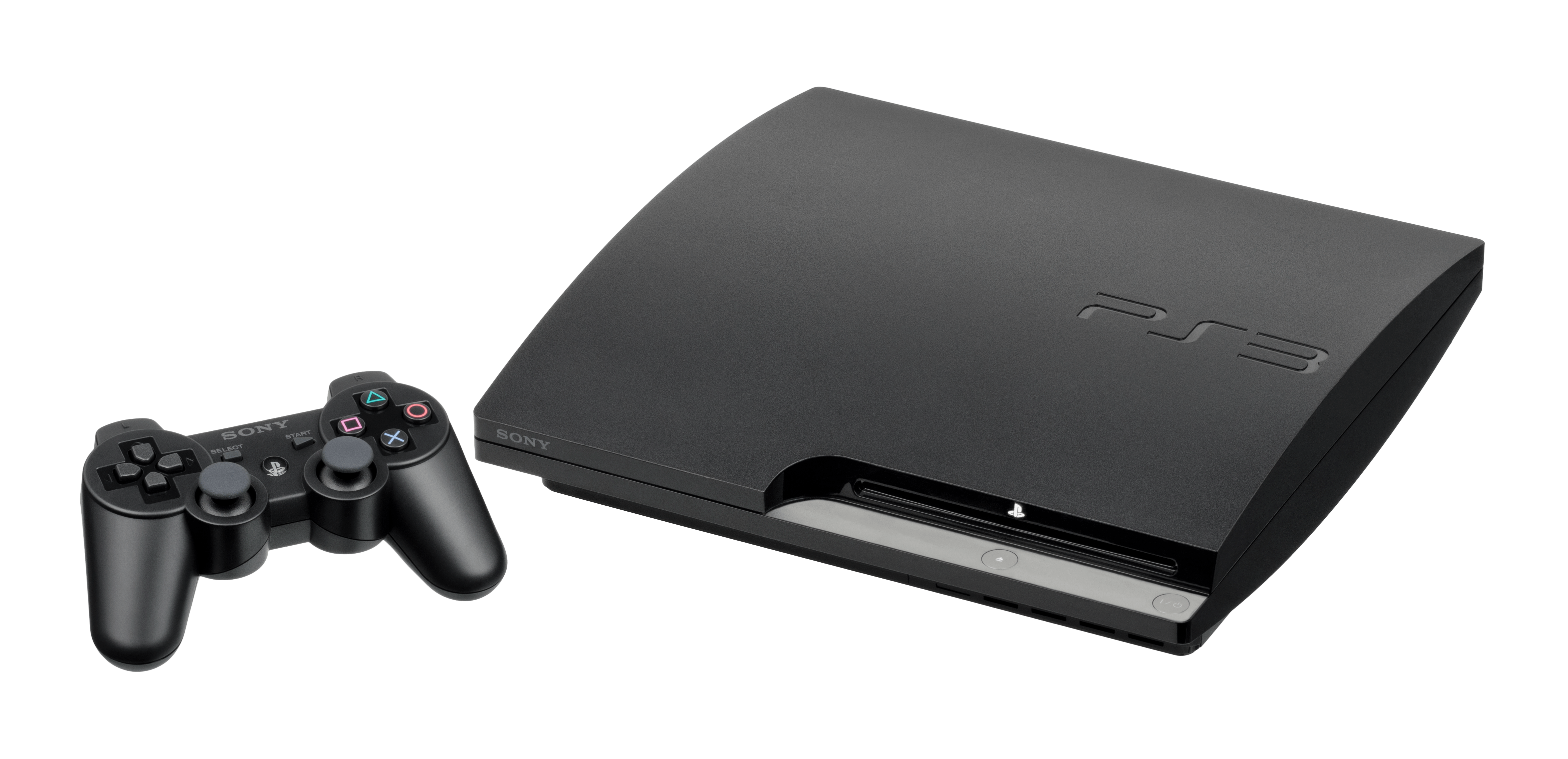 Playstation Contact File Ps3 Slim Console Png Wikipedia