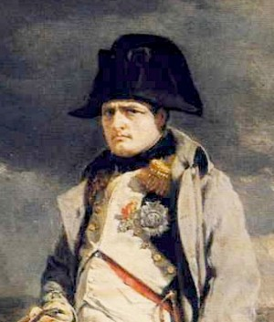 Ernest Meissonier - Napoleon I in 1814 cropped