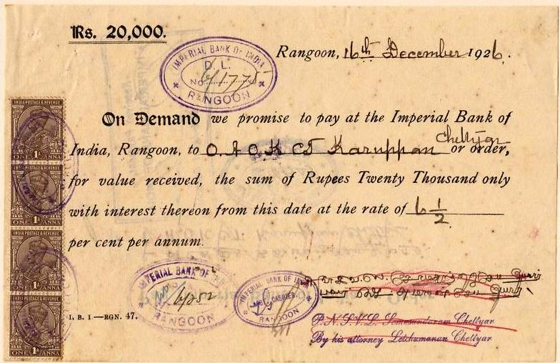 Promissory note - Wikipedia - legal promise to pay document