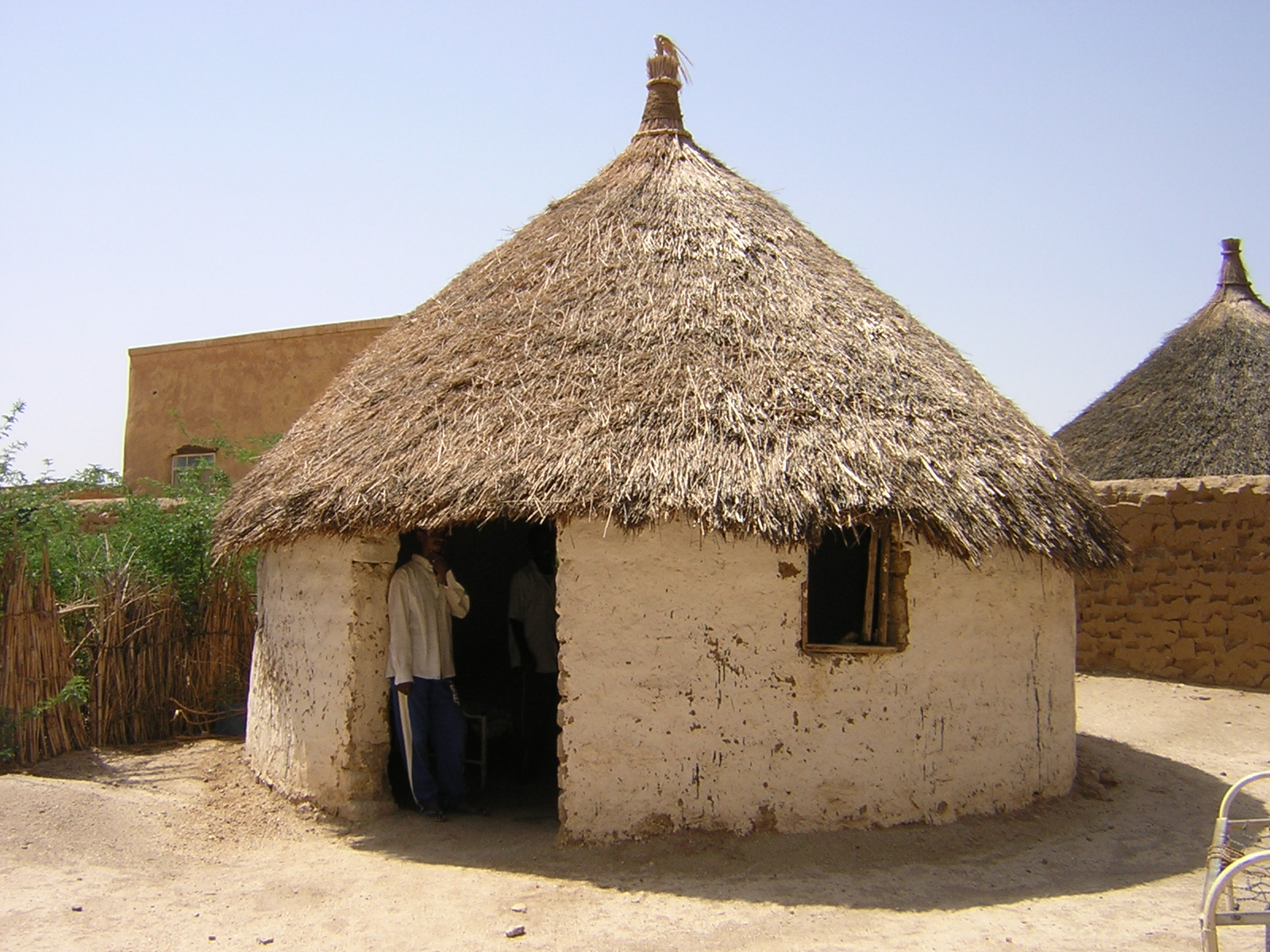 Neolithic Architectural Style File House In Toteil 002 Jpg Wikipedia