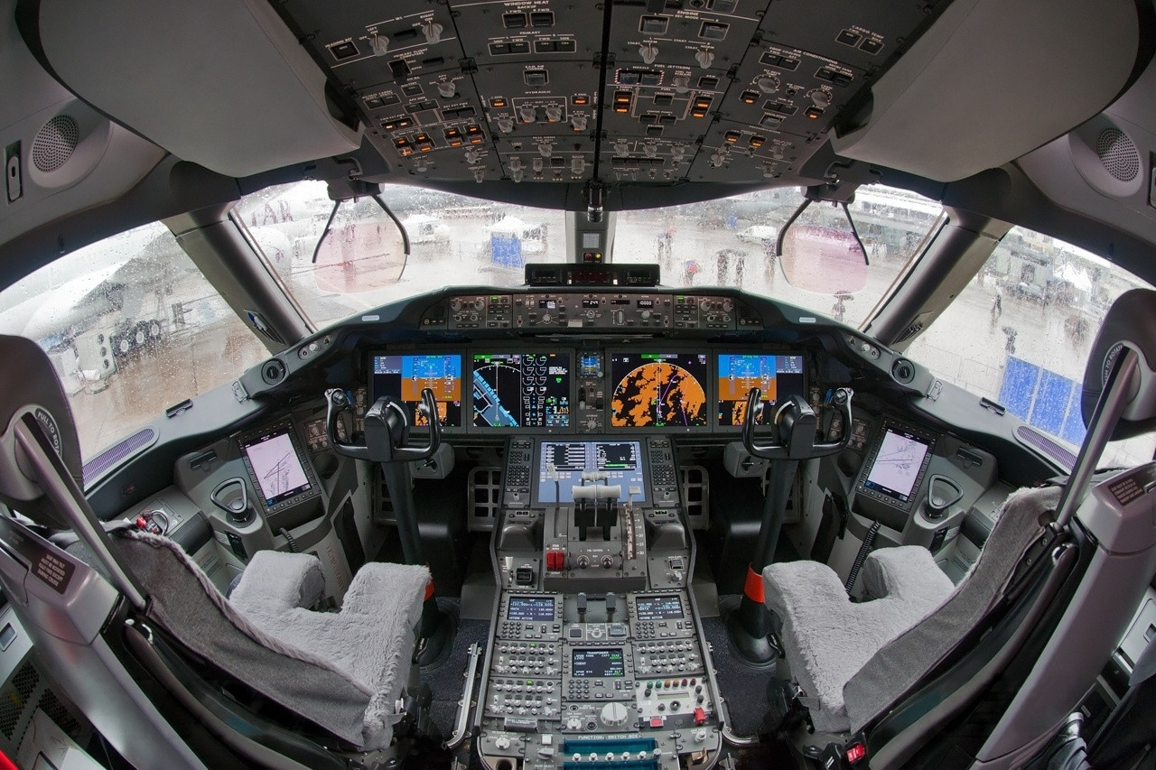 Airplane Avionics The Bad Pilot's Blog: Is The Dreamliner Really So Awesome?