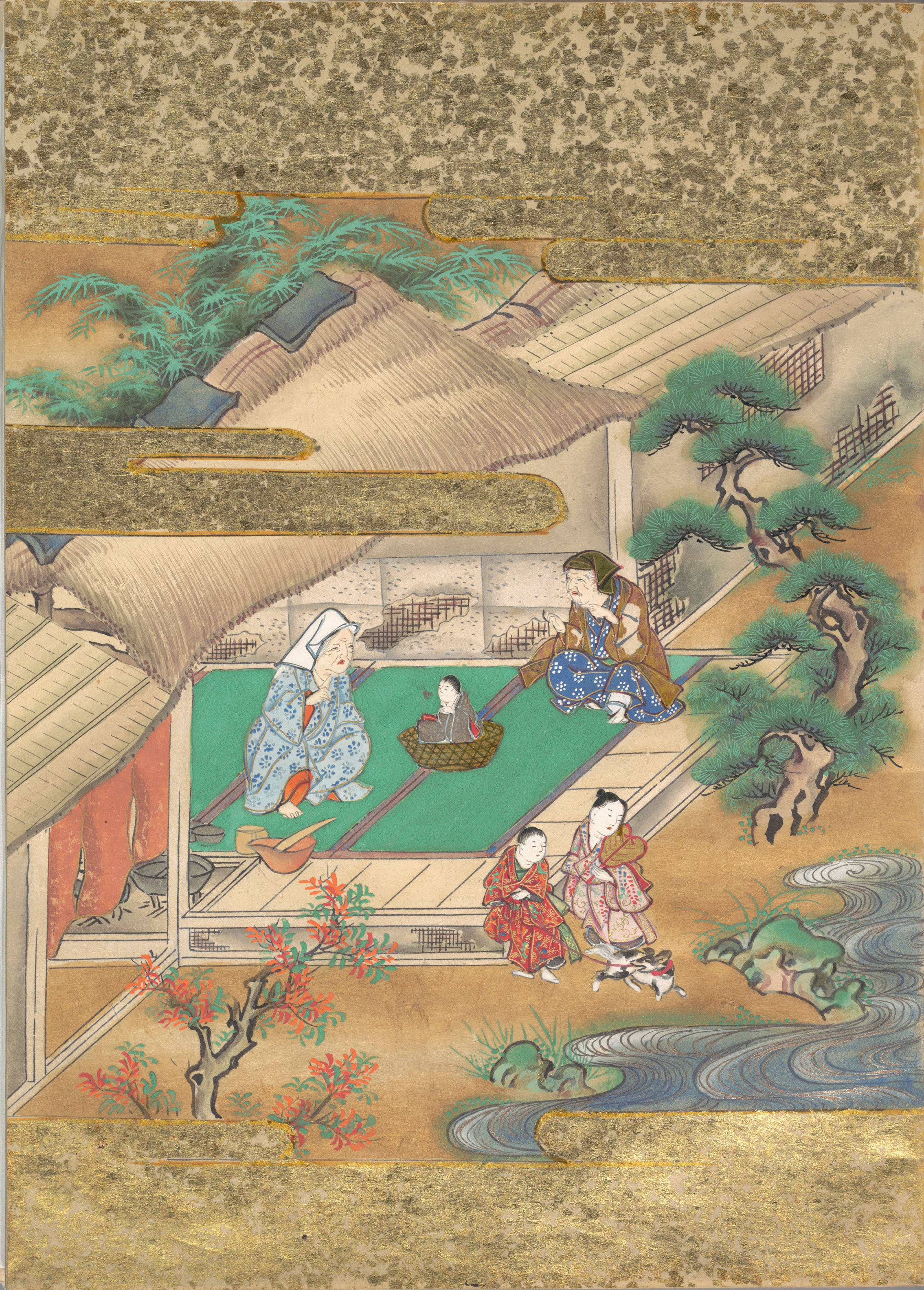 Lit Bambou Fly The Tale Of The Bamboo Cutter Wikipedia