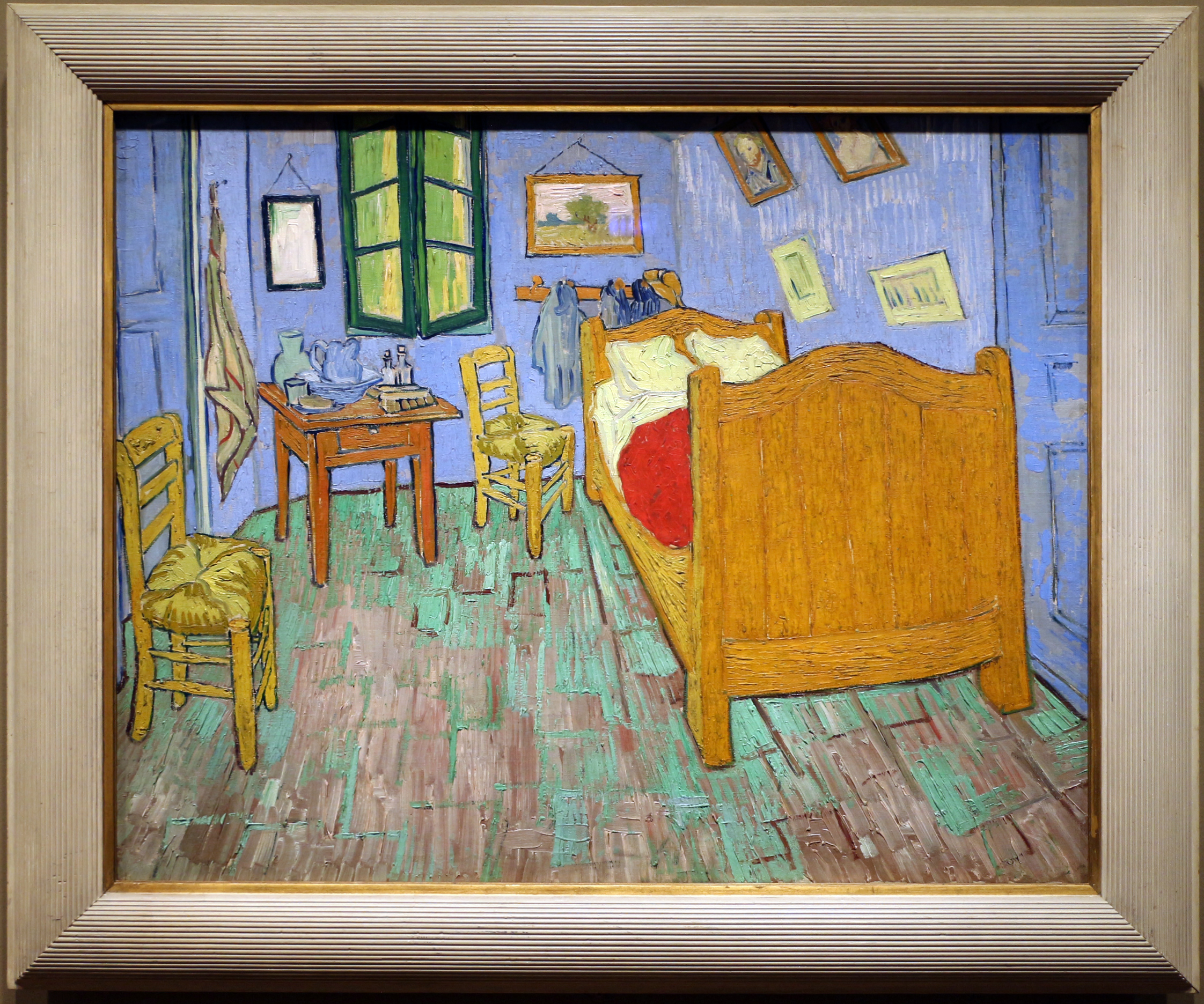 La Camera Da Letto Vincent Van Gogh File Vincent Van Gogh La Camera Da Letto 1889 01 Jpg