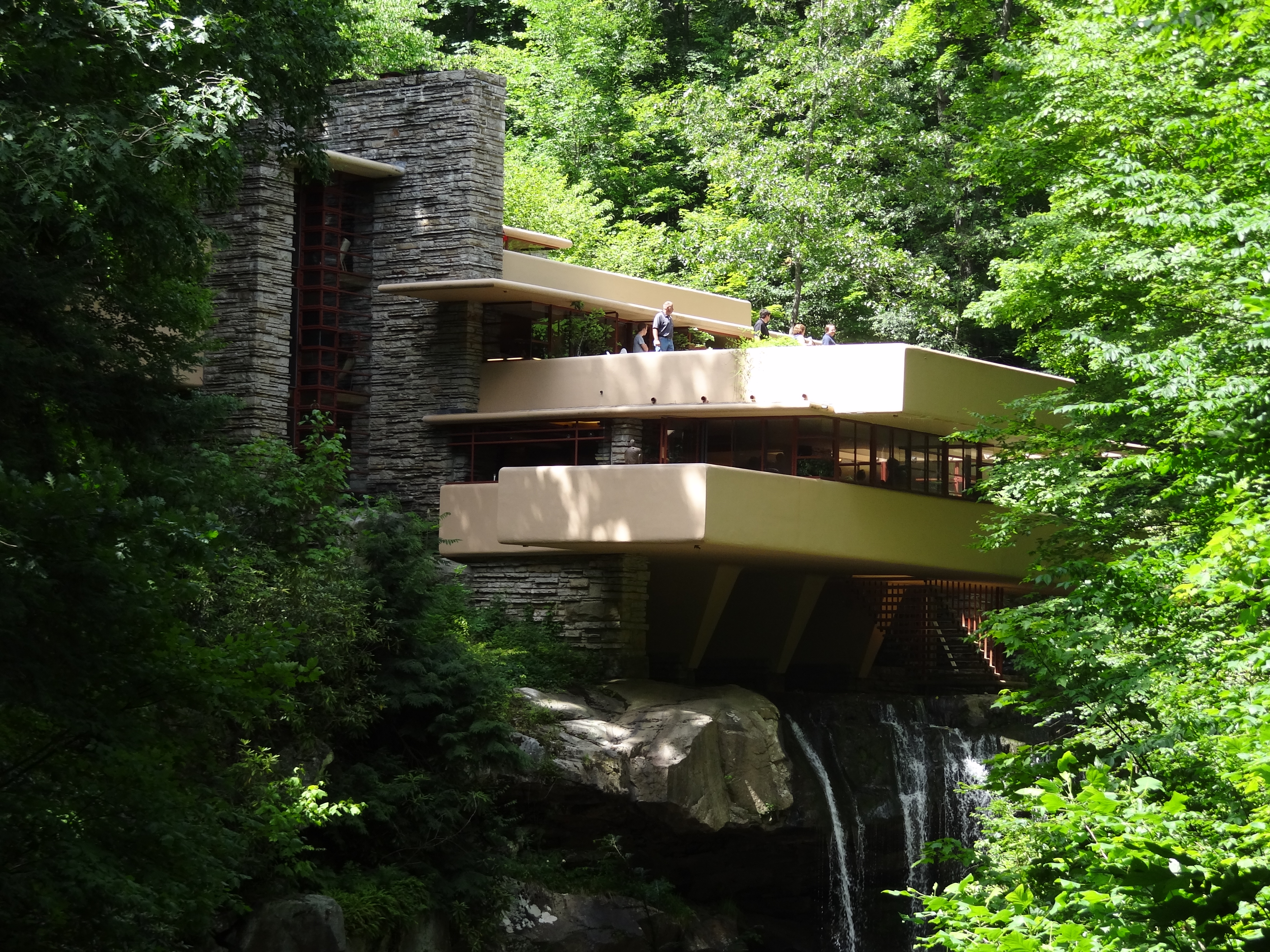 Frank Lloyd Wright Falling Water Wallpaper The Mother Art Is Architecture Frank Lloyd Wright Steemit
