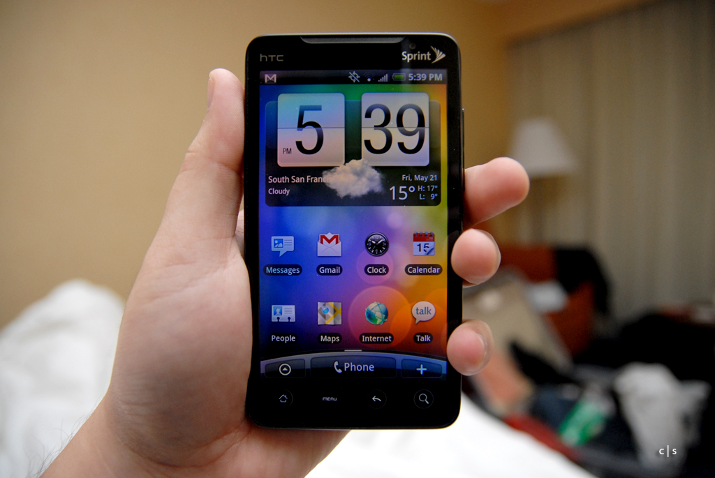 HTC EVO 4G Smartphone Price and Specifications