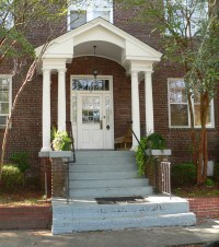 File:Florence Crittenton Home entrance.jpg