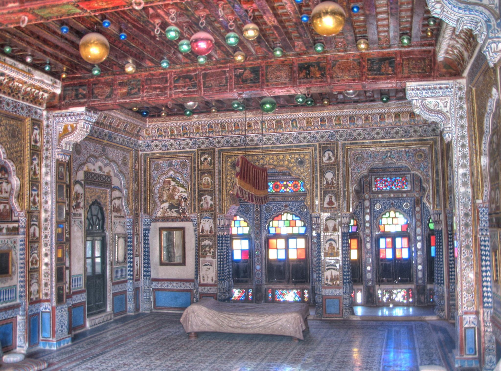 Palace Wallpaper Hd File Maharajas Room Within The Mehrangarh Fort Palace Jpg