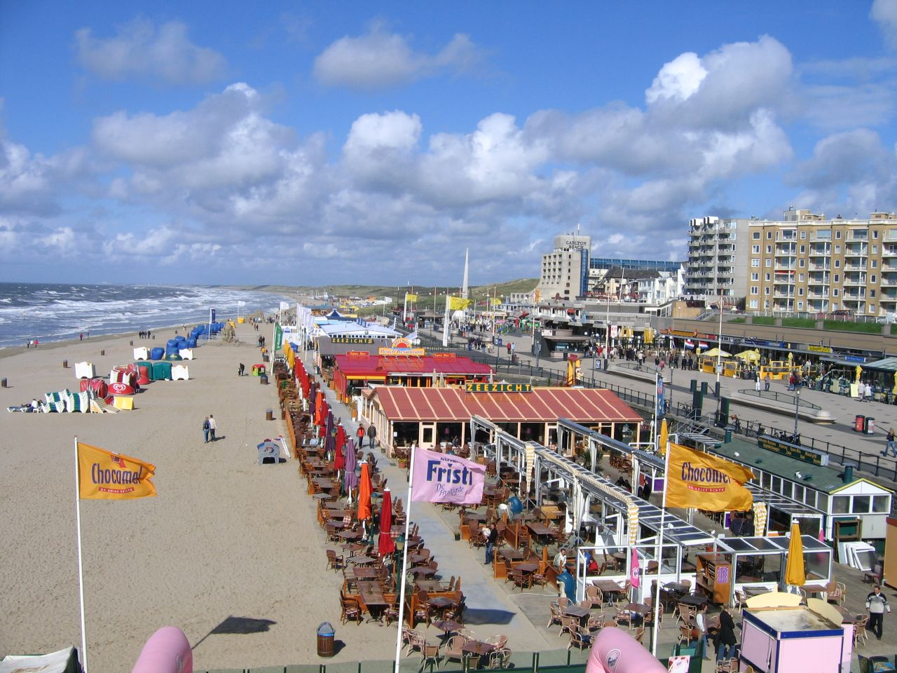 Scheveningen Beach Restaurants The Hague Scheveningen