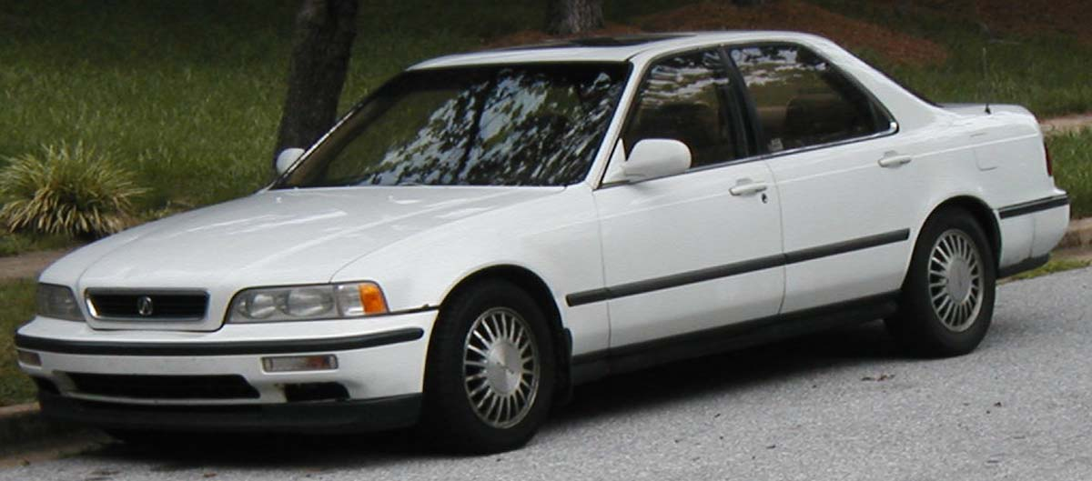 Acura Legend - Wikipedia