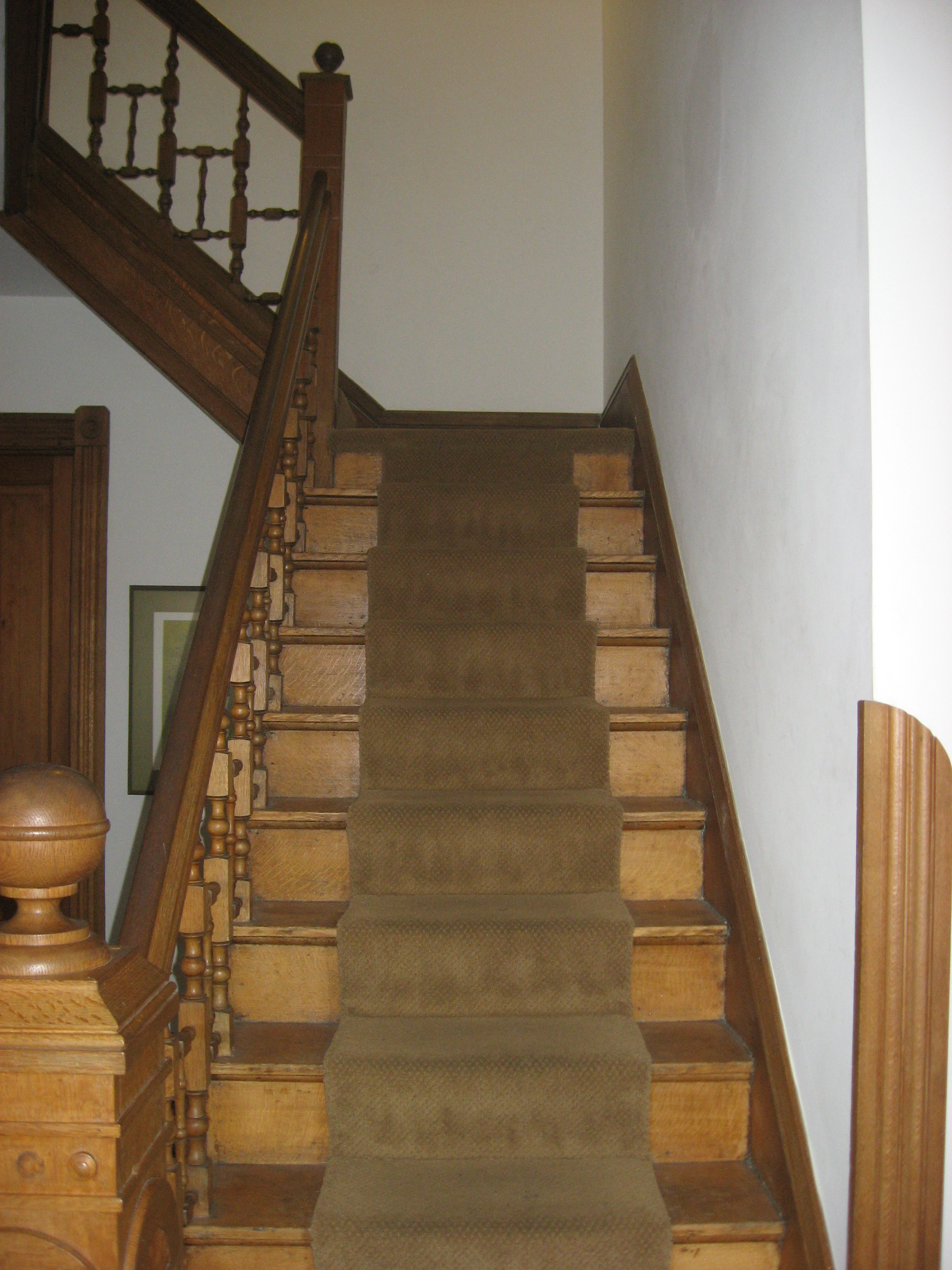 House Of Stairs File Morgan House Bloomington Stairs Jpg Wikimedia Commons